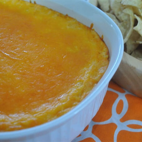Buffalo Chicken Dip is an easy appetizer and great for game day or any get together