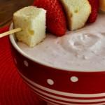 Strawberry Shortcake Dip