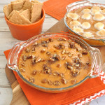Serve this rich, creamy, and warm sweet potato pie dip at your next holiday gathering. Recipe is easy to make and tastes like traditional sweet potato pie.