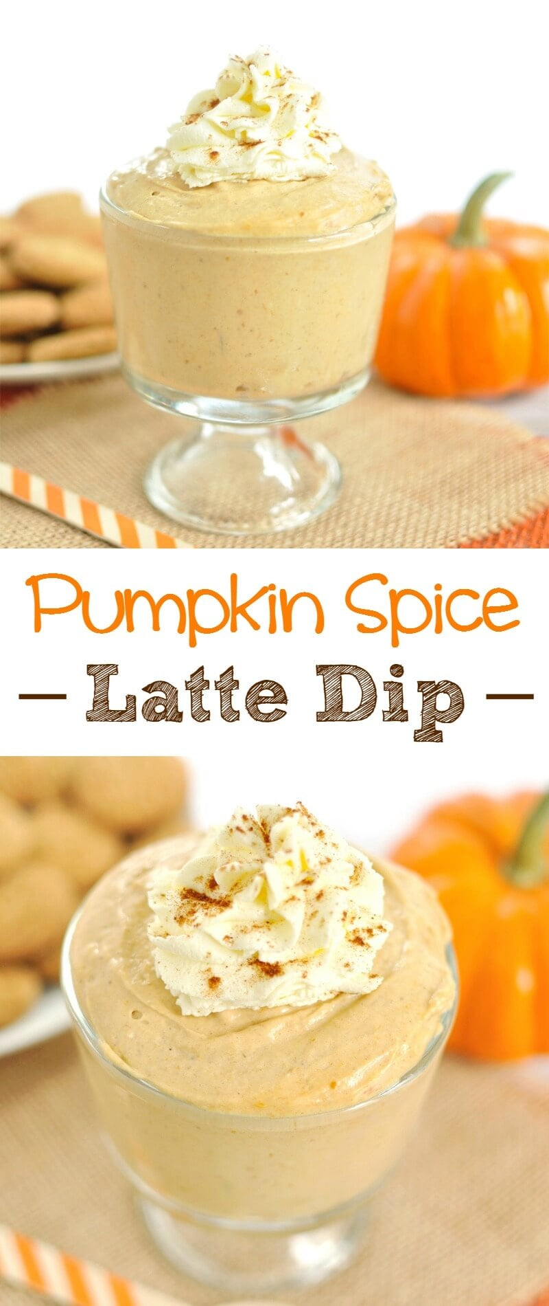 Pumpkin Spice Latte Dip
