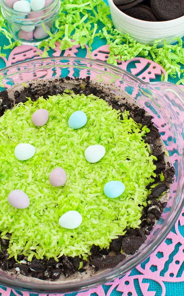 Oreo Dip Recipe for Easter