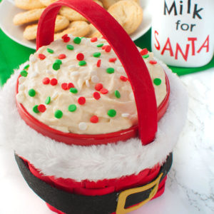 Sugar Cookie Dip aka Christmas Cookie Dip